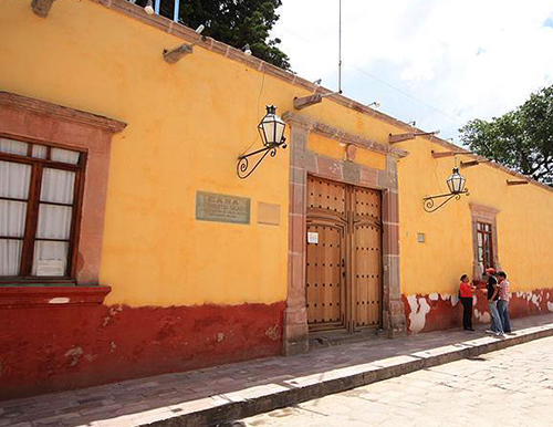 Casa Museo del Padre Hidalgo
