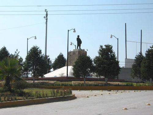 José Alfredo Jiménez roundabout